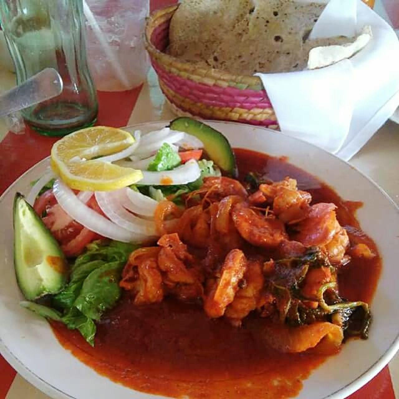 ShareTheMeal Mexican Food Zihuatanejo Enjoying Life Ixtapa Beach Yummy♡ Shrimps