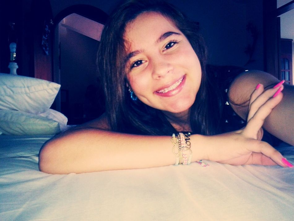 I Am Happy Today (: Am I Cuteee Now ? C:  Just Smile  I Am Crazy