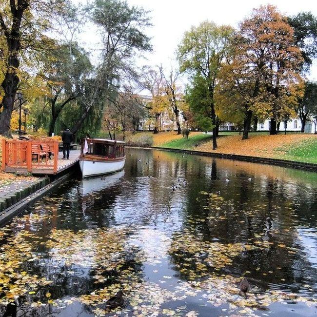 Seyyah Tourist Globalcitizen Globetrotter globaldaily scenery Riga Latvia Letonya Baltics Baltık autumn fall igtravel