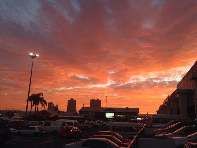 last night sunset AmAZING ! ? The Purist (no Edit, No Filter) IPhoneography Sunset #sun #clouds #skylovers #sky #nature #beautifulinnature #naturalbeauty #photography #landscape