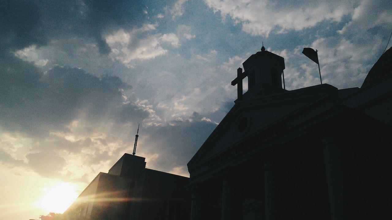 Streetphotography Taking Photos Sunset Semarang