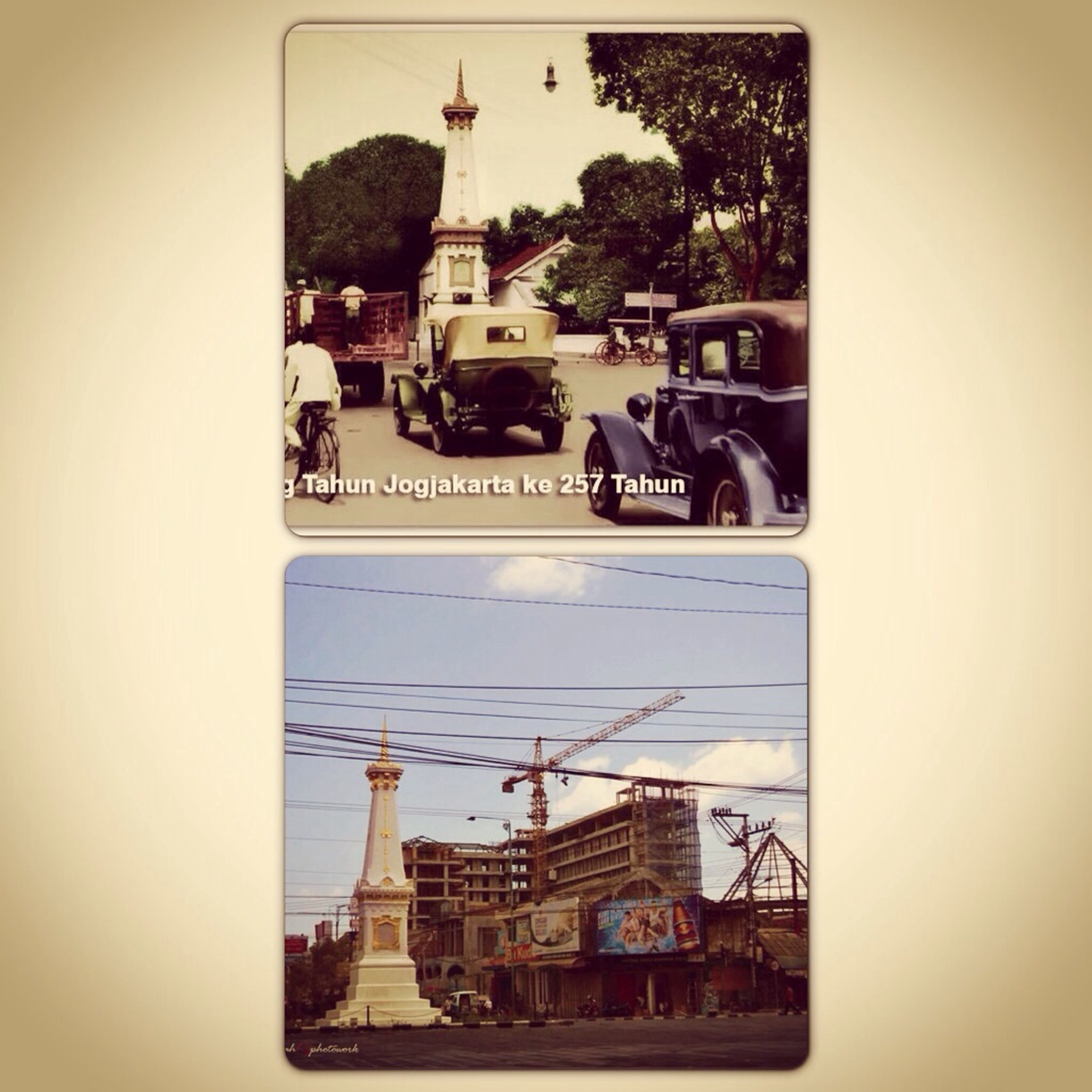jogja before and after Mr Har!!!