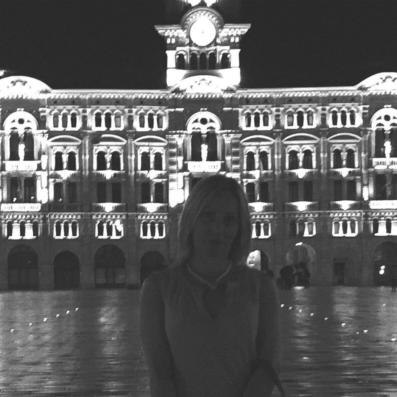 Trieste Piazza Dell'unità Molo