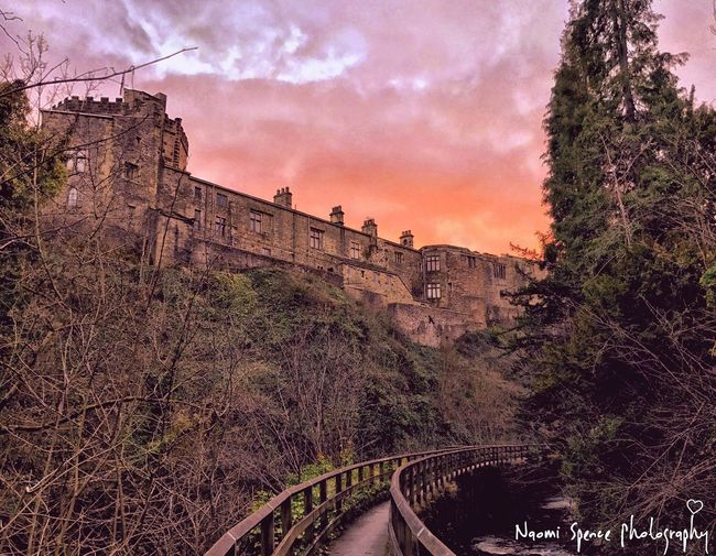 Castle View  Sunset_collection Sunlight Dusk Outdoors Beauty In Nature No People Landscape_Collection Cloud - Sky Beautiful Hello World Winter Scenics EyeEm Gallery Peace And Quiet Park Architecture History Nature On Your Doorstep Nature Photography Landscape Cold Temperature Countryside Cold See The World Through My Eyes