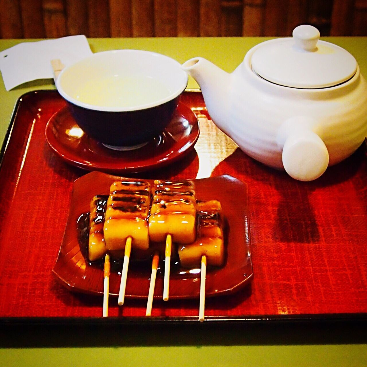 food and drink, teapot, indoors, table, no people, refreshment, plate, drink, chopsticks, tea - hot drink, food, close-up, tray, healthy eating, freshness, day
