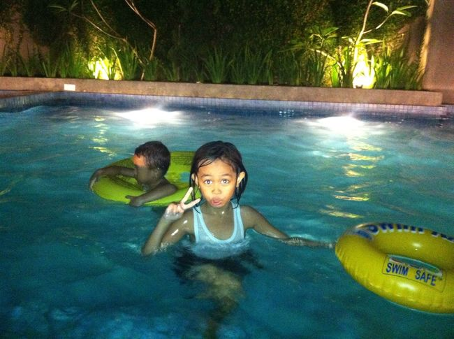 Hi! My Son <3 Relaxing Holiday Luv U'R.. Nature