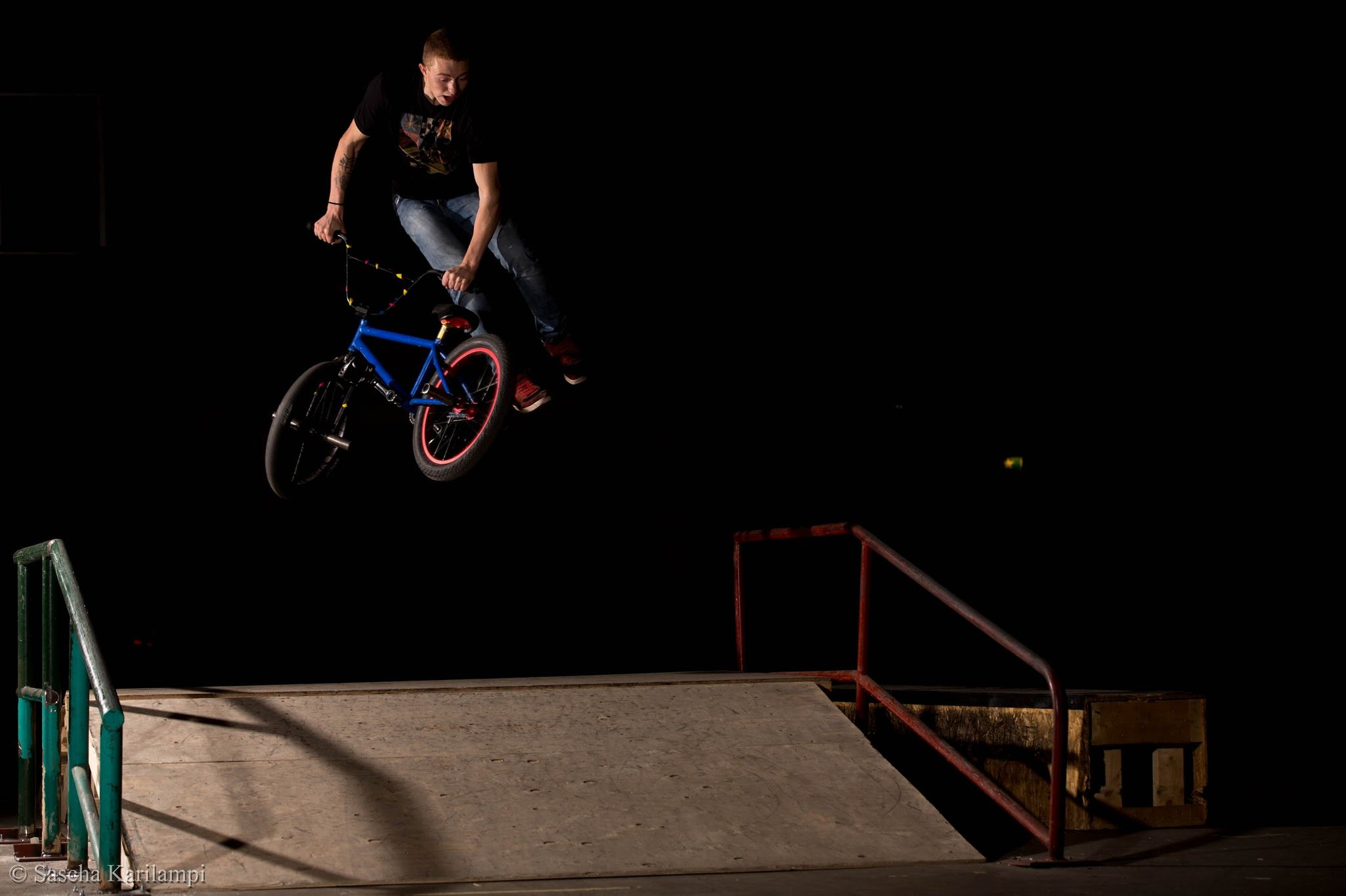 Be Bad With Us Bmx  Action Shot  EyeEm Best Shots