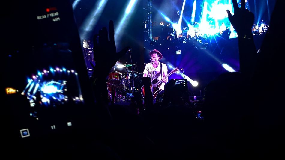 Philippines Switchfoot Concert Photography BGC, Taguig