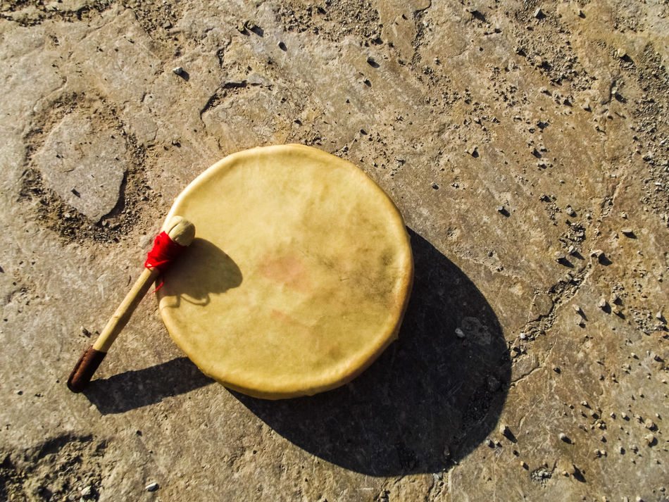 Check This Out Close-up Composition Drum Eye4photography  Handdrum Nativeamerican  Nature_collection Objects Overhead View Still Life StillLifePhotography Taking Photos Taking Pictures