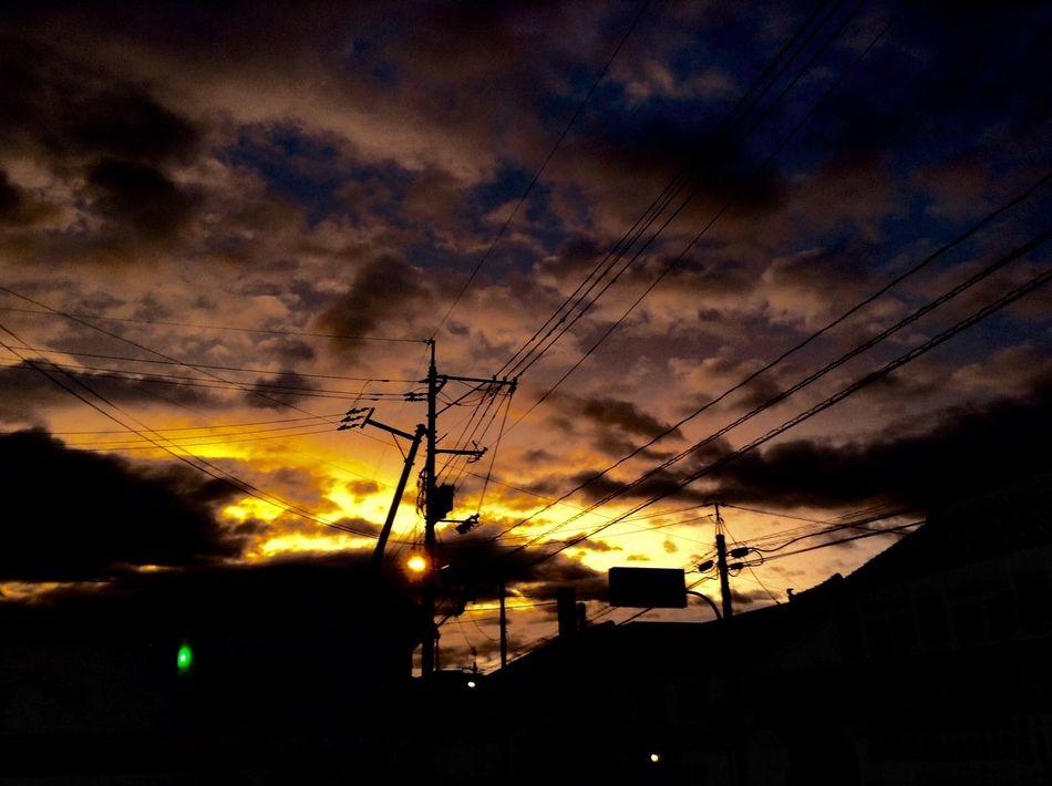 before typhoon