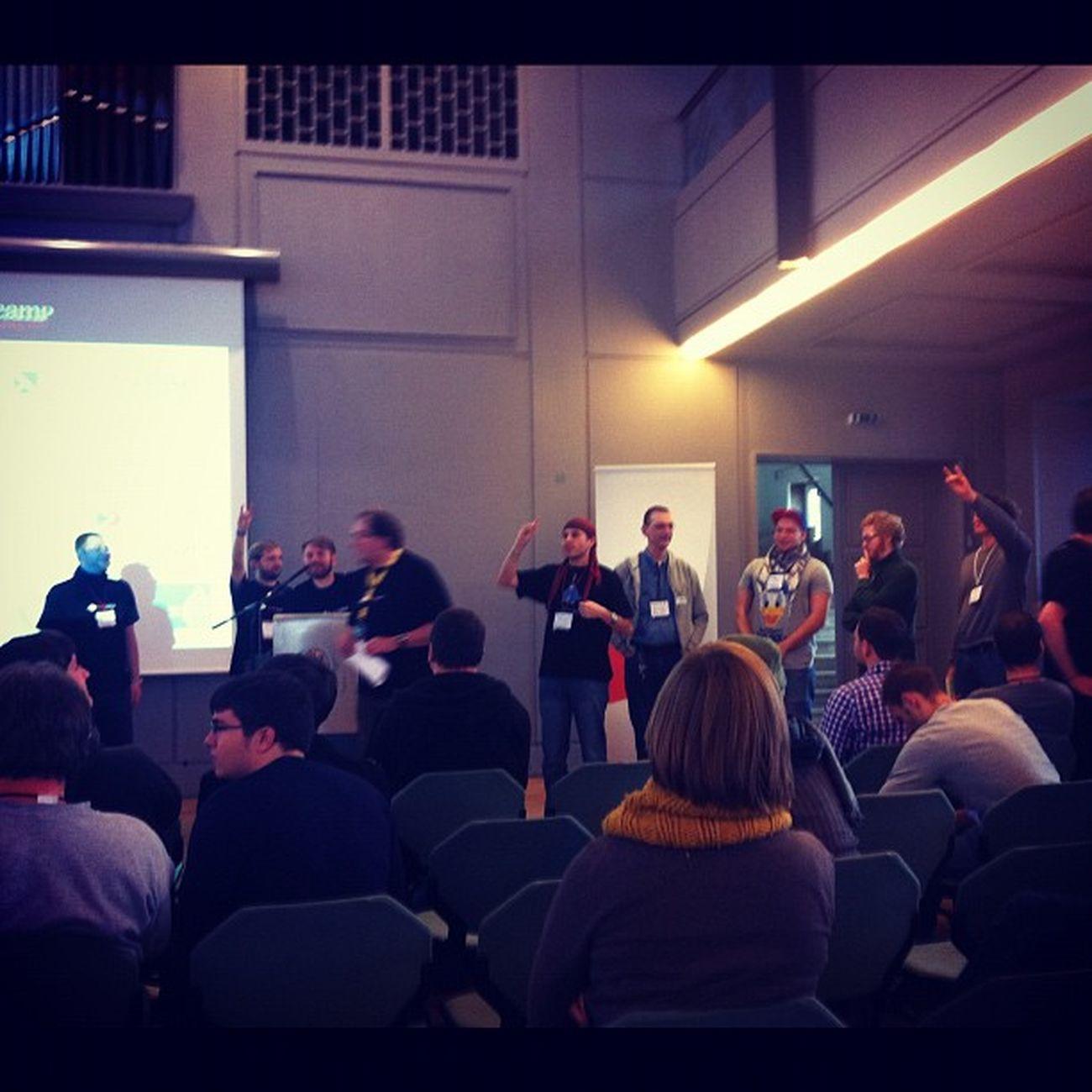 Sessionplanung #barbs2011 Barbs2011
