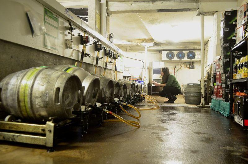 Abundance Barrels Casks Cellar Cellarstories Food Science Leading Occupation The Way Forward Warm Beer Working