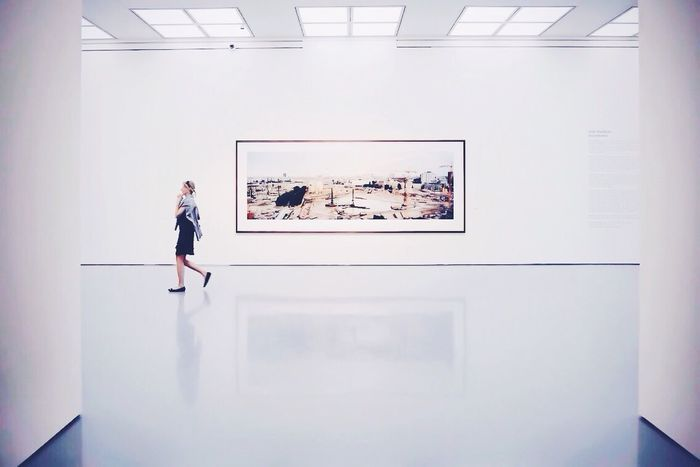"""At the """"4 Real & True 2"""" Wim Wenders exhibition...Highly recommended!!! Museum The Street Photographer - 2015 EyeEm Awards The Architect - 2015 EyeEm Awards Streetphotography Streetphoto_color Fantastic Exhibition Discovering Great Works NEM Street EyeEm Gallery Architecture"""