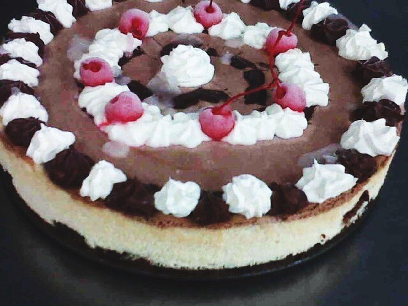Mypastrycreations Cheesecake♥ Chocolatelover Something Edible Food Frozen Cheesecake Choca-mocha Brownie