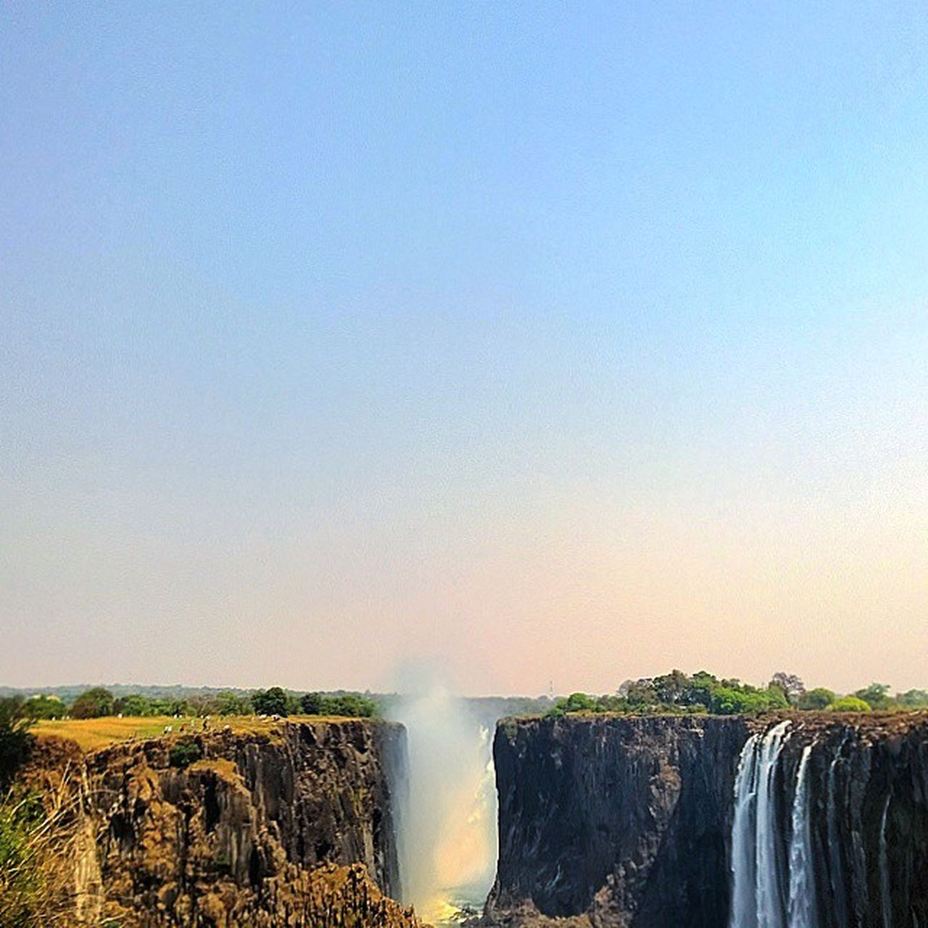 Victoria Falls............. Zambia, Africa. Wow, I could shoot Vic Falls all day each shot I take makes me want to shoot another ten. =================================== All shots taken on the Amazing Lumia 1520 Flightster in Africa. ================================ LumiaXNatGeo Photography Lumia 1520 ===================================