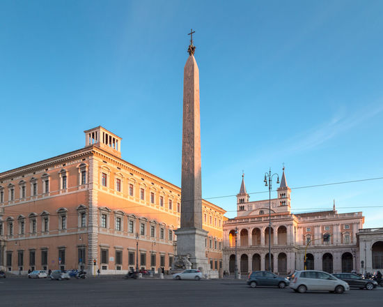 Piazza San Giovanni. Architecture Catholic Church City Historic Italy Landmark Lateran HIll Laterano Obelisk Palace Roma Rome San Giovanni San Giovanni In Laterano Travel
