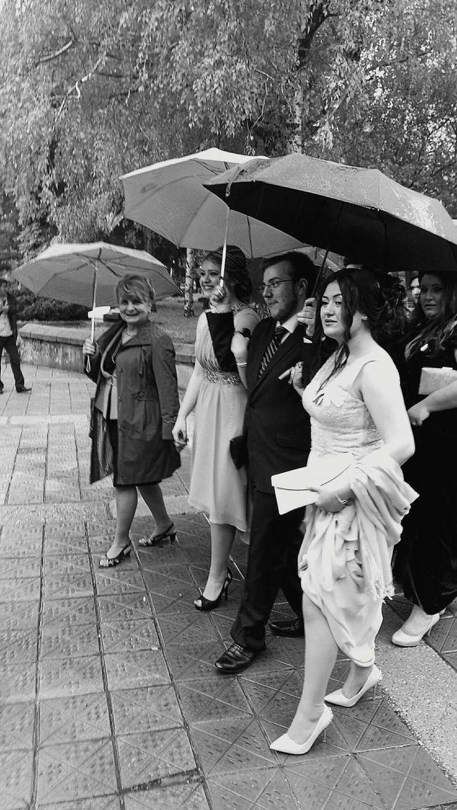 Prom Bulgarian Prom People Photography Umbrellas The Street Photographer - 2016 EyeEm Awards