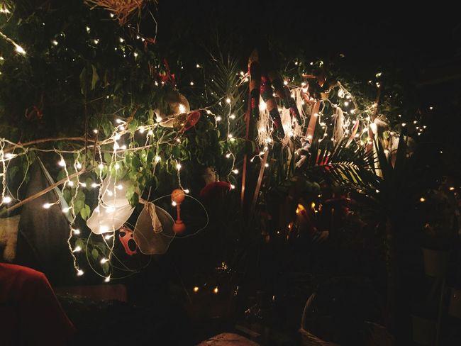 My Favorite Place Illuminated Night Lighting Equipment Glowing City Life Outdoors Bright Idyllic