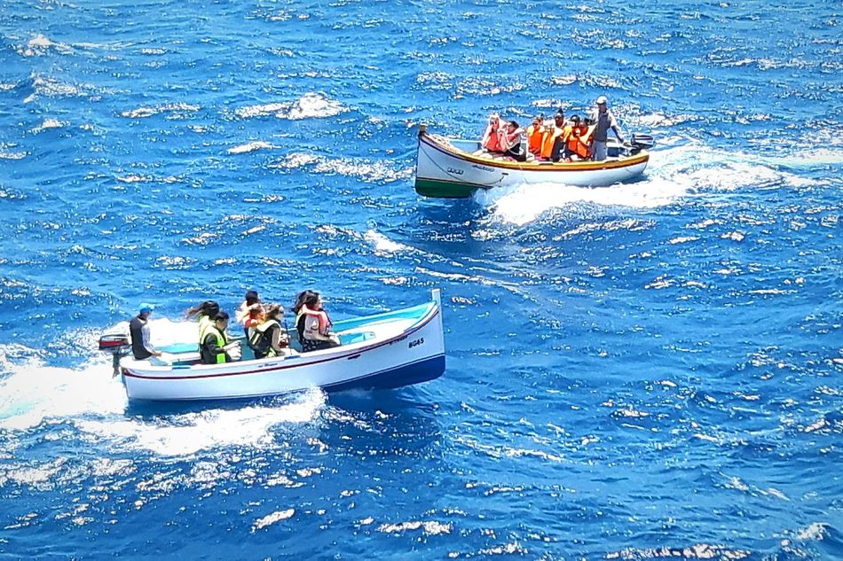 Nautical Vessel High Angle View Outdoors Leisure Activity Water Day Adventure Sea People Men Togetherness Adults Only Adult Cruise Ship Samsungphotography Samsung Galaxy S5 Wied Iz-Zurrieq Malta Blue Grotto Tourist Safety Jacket Sea And Sky Nice Day Boats⛵️ Traveling Home For The Holidays