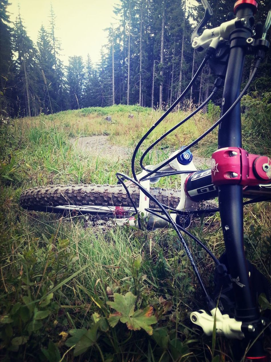VTT Mhlchaudeurphotographies Montagne Singletrack ride ar le jaillet with my girl cool