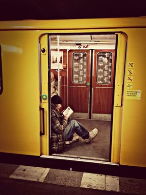 ubahn by Malte Time