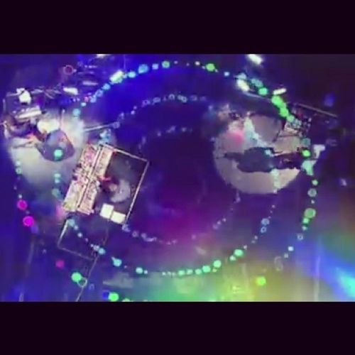 Coldplay Live2012 @Coldplay MTVHottest Coldplay