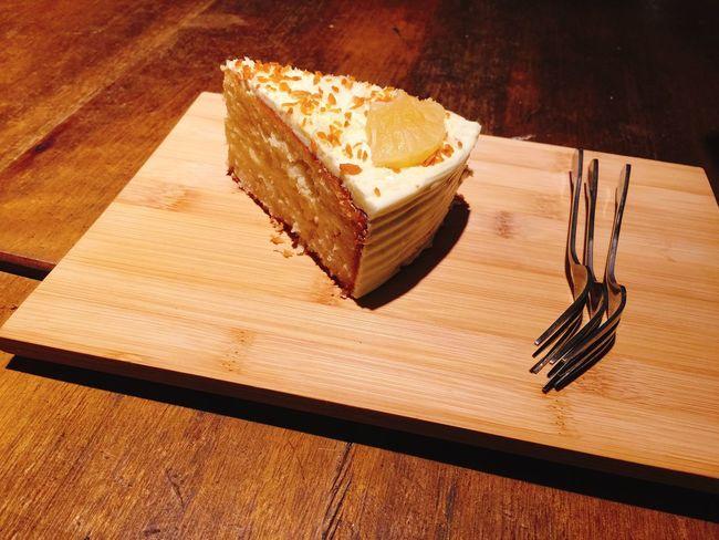 Cake Cake♥ Cake Time Pineapple Cake Dessert Dessert Time! Dessert Time Dessertoftheday Showcase July Showcase July 2016