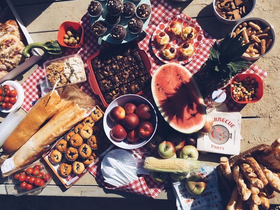 Picnic Food Food And Drink Fruit Choice Healthy Eating Ready-to-eat Freshness Picnic ShareTheMeal