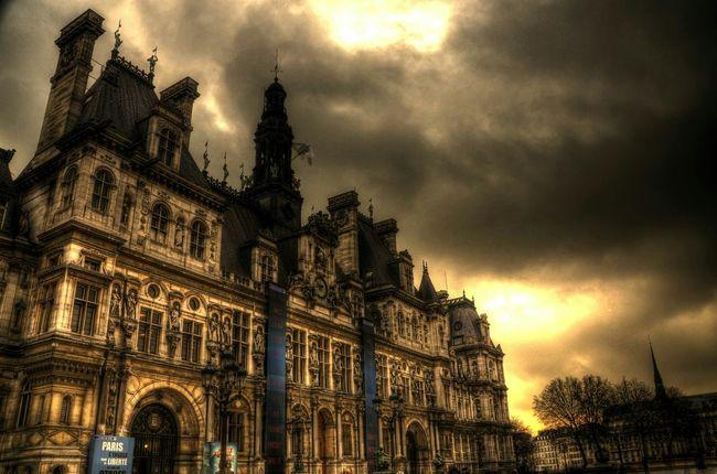 Hello World Sun Paris ❤ Paris, France  Paris Taking Photos HDR Hdr_Collection