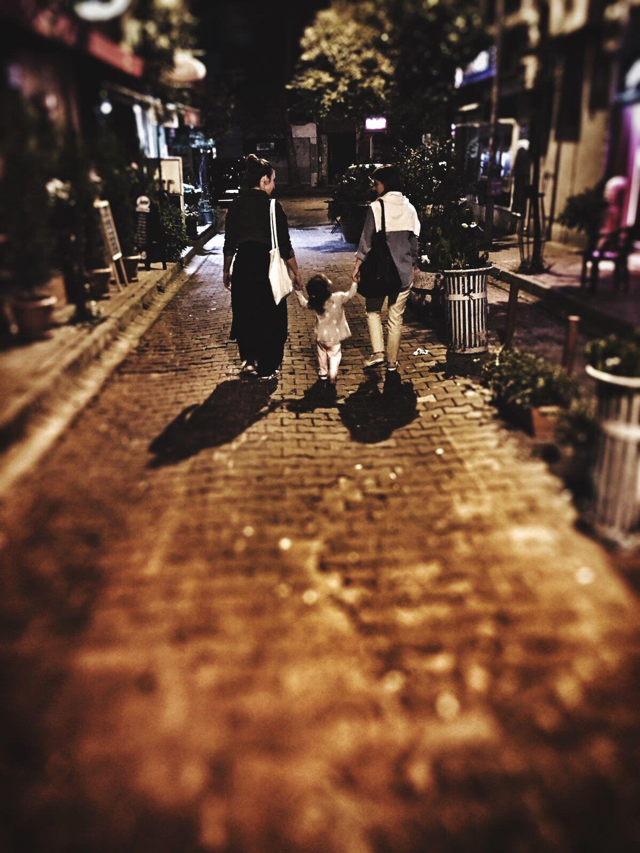 Night Lights My Lovely  Walking Around Taking Photos