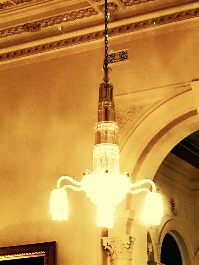 Chandelier Opulence  Bright Light Awesome! Hanging Out Feeling Special Royalty High Ceilings