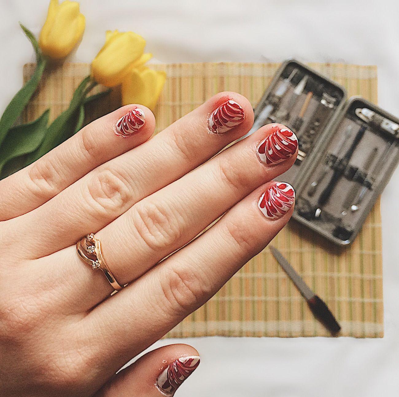 Manicure! Hand