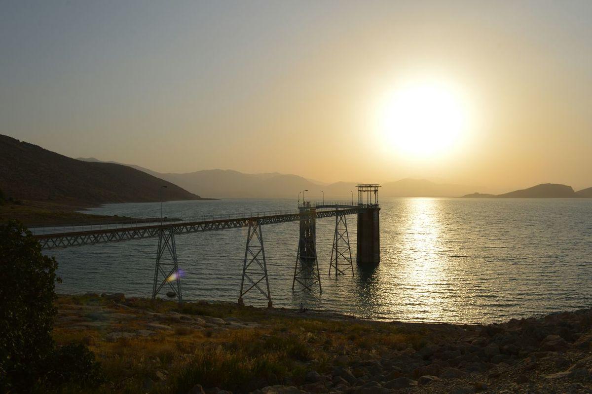 نمایی از دریاچه سد درودزن. Shirazzzzzz Nature Nikonphotography Nikond3200 Check This Out Lake View