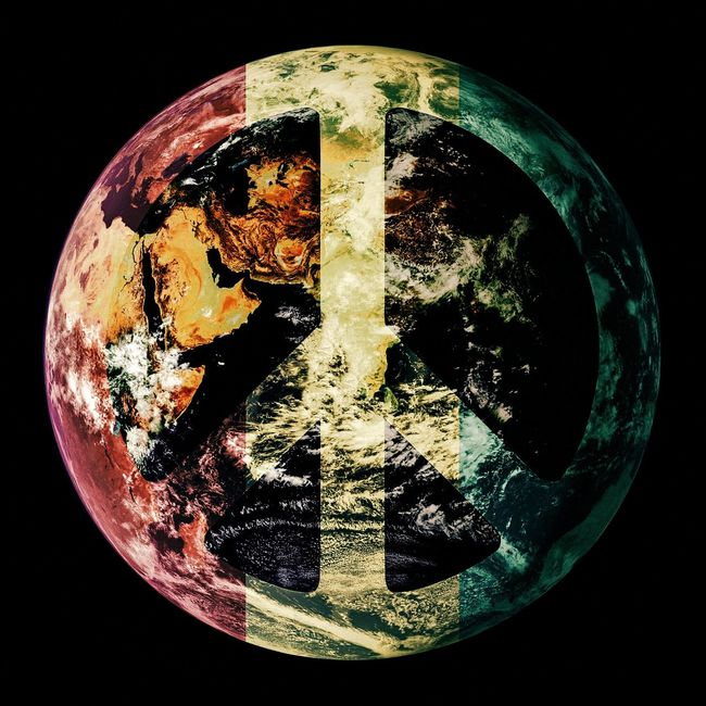 Earth Photograph i used in background captured by NASA© We Are The World Peace Love Earth Make The World A Better Place Pray For Turkey Pray For Paris Pray For Nice Pray For The World HUMANITY Heal The World