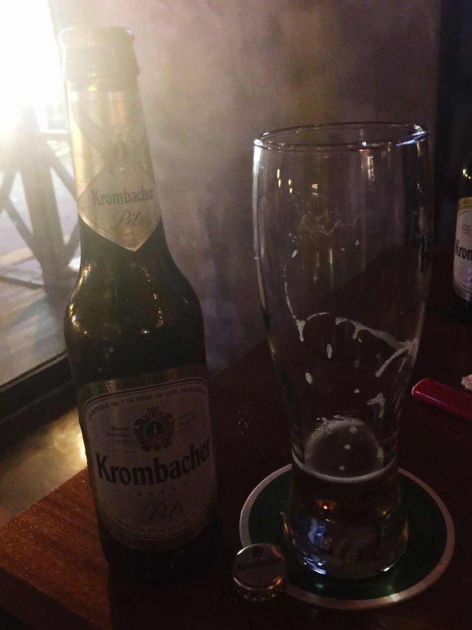Krombacher Mondaynight BeerTonight With Old Friends YeokSamDong