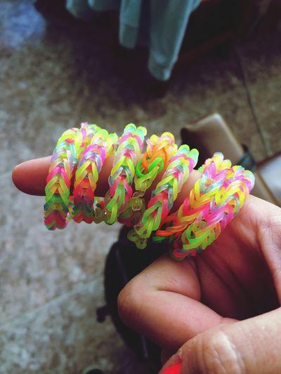 Pulseras. Colourful Taking Photos SPAIN Present