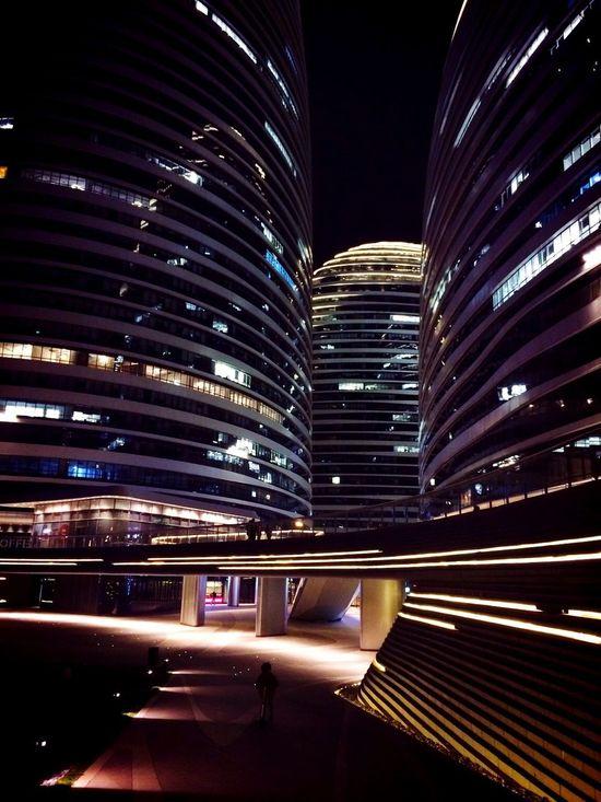 Urban Geometry Building Artchitecture
