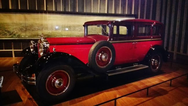 Classic Car Minerva 17cv M6 Type AR 1932