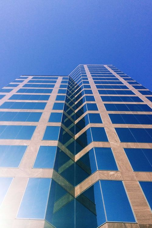 Atlanta Buckhead Sky Architecture
