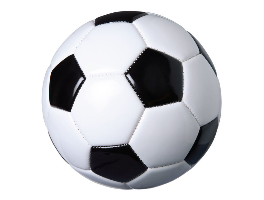 Traditional soccer ball isolated on white with clipping path Ball Circle Clear Sky Clipping Path Close-up Copy Space Flying Geometric Shape Ideas Mid-air No People Round Shape Single Object Sphere Sport Still Life Studio Shot Sunglasses White Background White Color