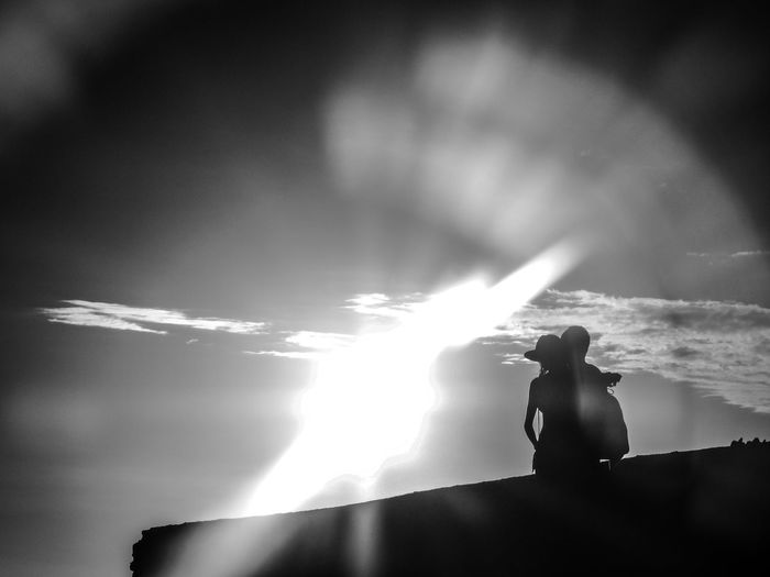 Follow me on instagram @Takendshow Love Couple Summer Truelove Sunset Sun Passion Photo Pic Picture Sea Remembering Time Blackandwhite Takendshow SanNicolaArcella First Eyeem Photo