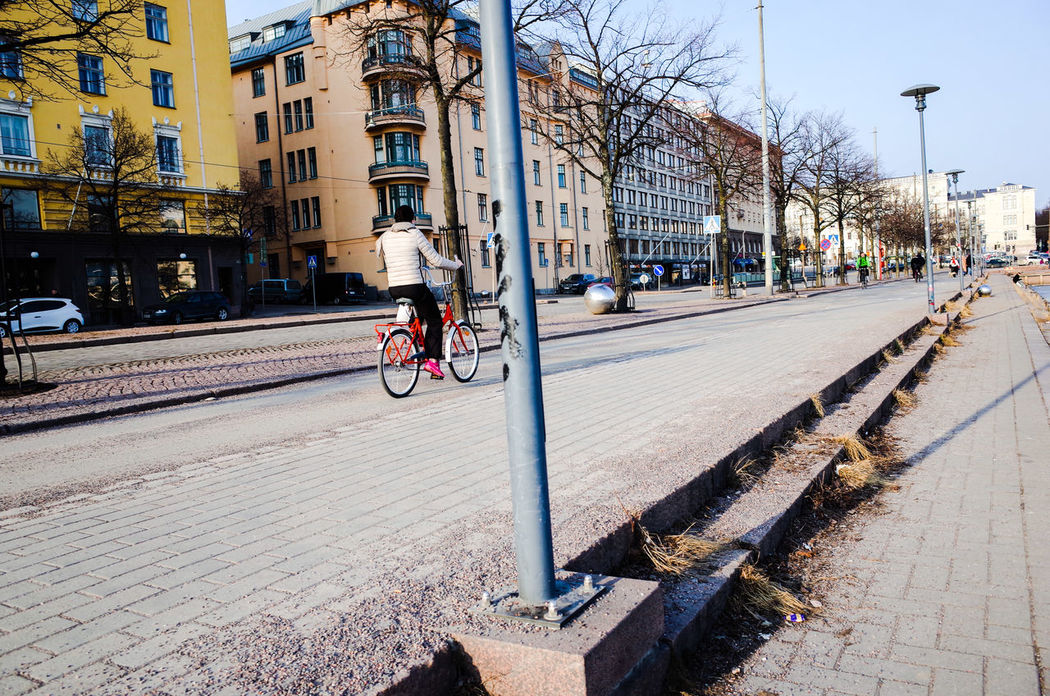 Urban Urbanphotography Urban Landscape Urban Lifestyle Urban Spring Fever Urban Photography Cityscape City Life Bikes Bicycle City View  Cityscapes City Hanging Out Taking Photos Check This Out Hello World Enjoying Life Girl Driving Evening Street Spring This Belongs To Me Architecture