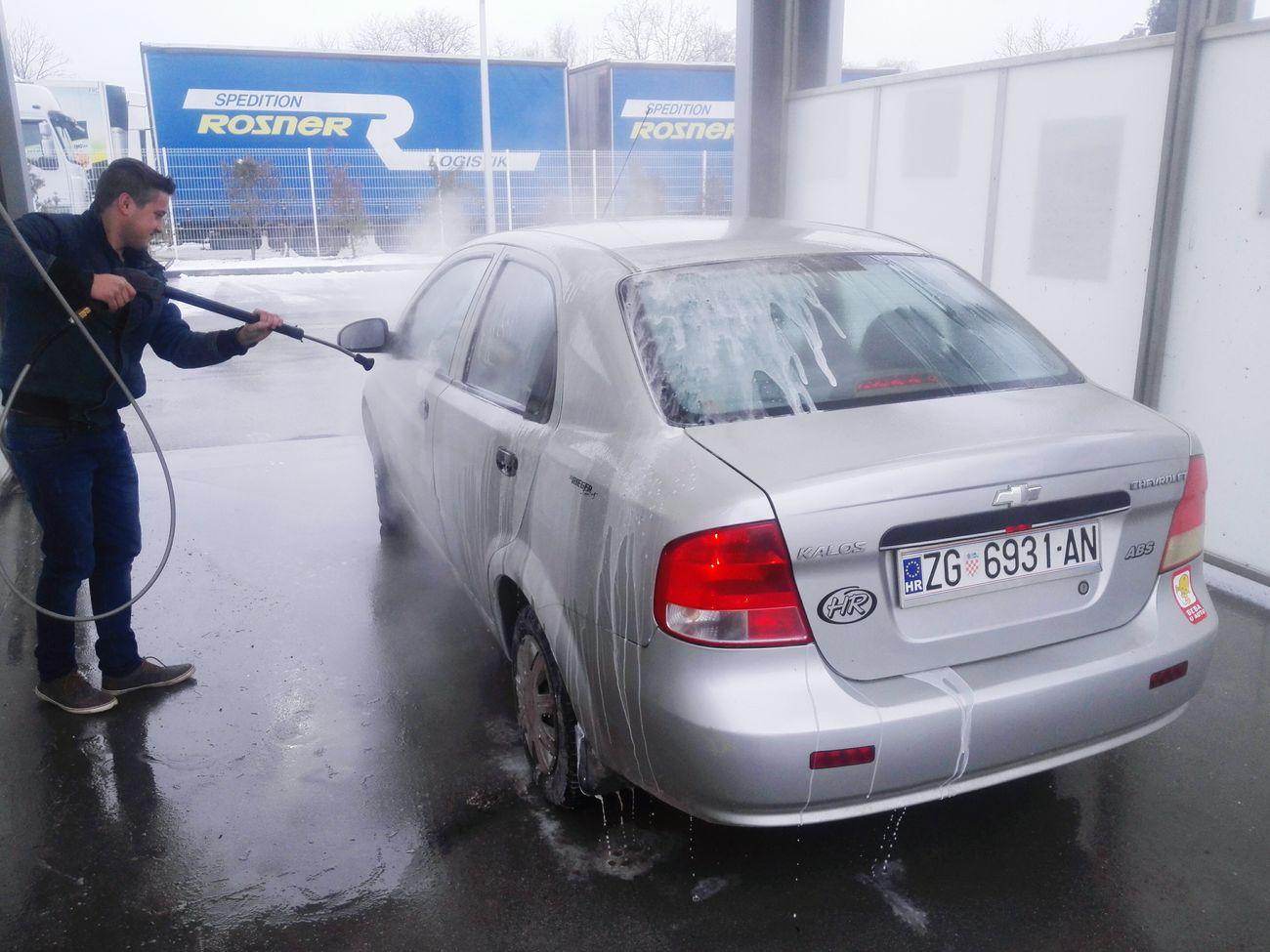Car Wash Car Chervolet