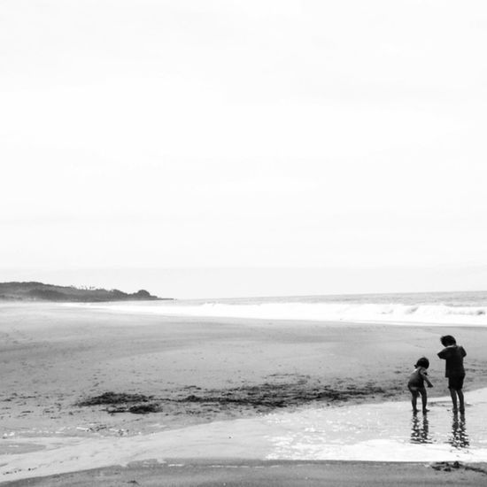 Blanco Y Negro AMPt_community Minimallandscape Happy Fathers Day