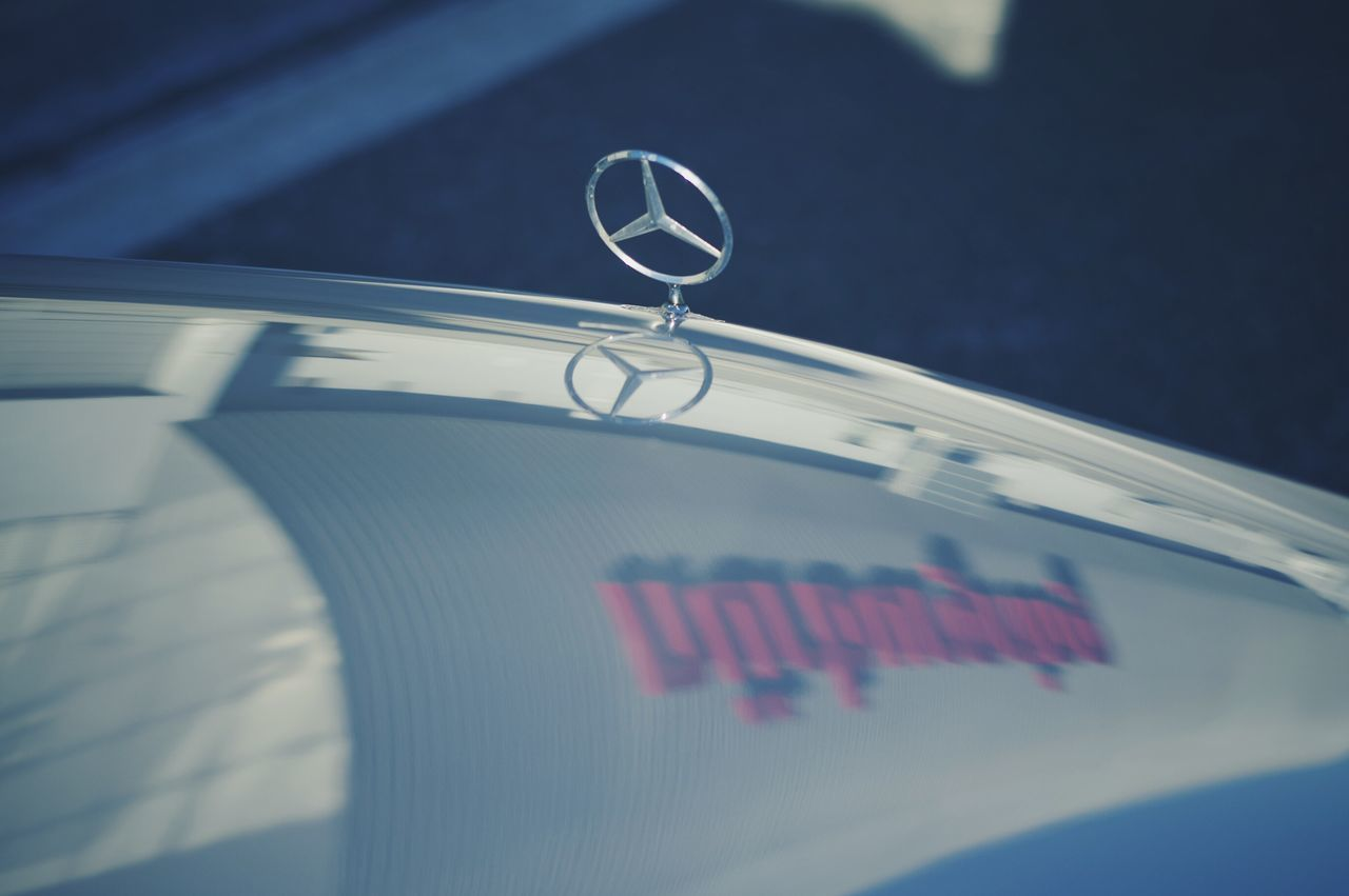 Mercedes-Benz Mercedes Reflections Reflection Nurburgring Nürburgring Racetrack Text Travel Transportation No People Close-up Communication Day Outdoors