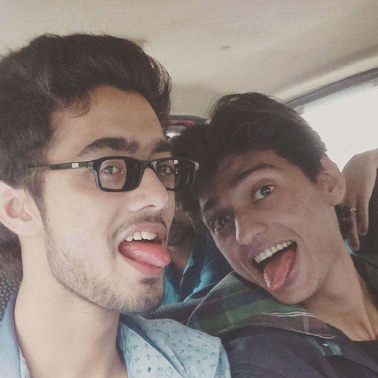 Paan Wali Selfie Tongueout Redness Enjoyed Amaan