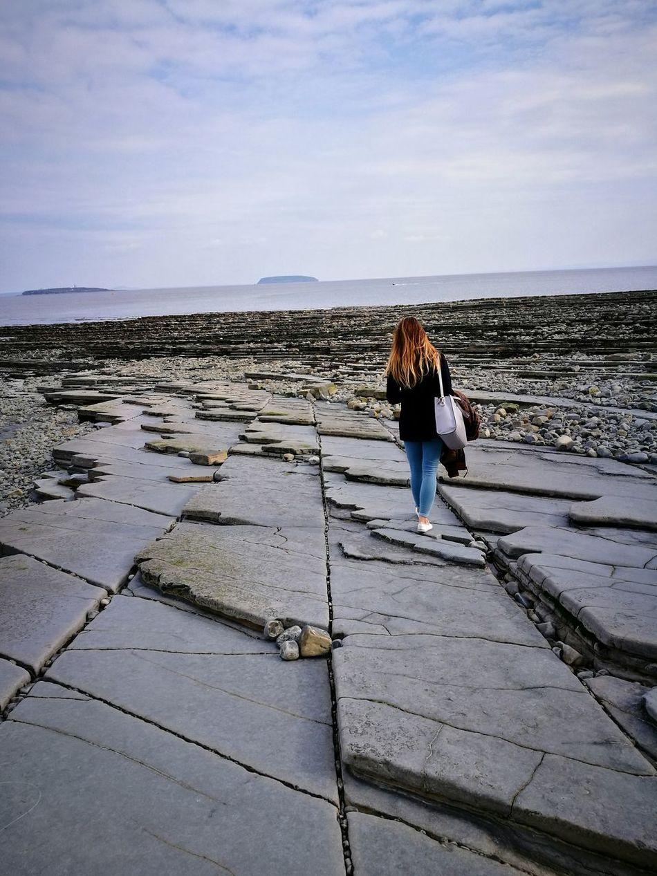 Penarth Lavernock Point Cardiff, Beachphotography Beach Walk Fresh Air.  Beachlovers Wales❤ Wales UK United Kingdom Afternoon Walk Wonderful Moment Lets Go! Afternoon Light Fresh Air.