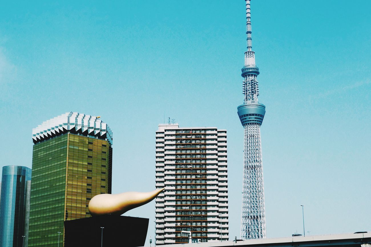 Tokyo skytree Tokyoskytree 隅田川テラス