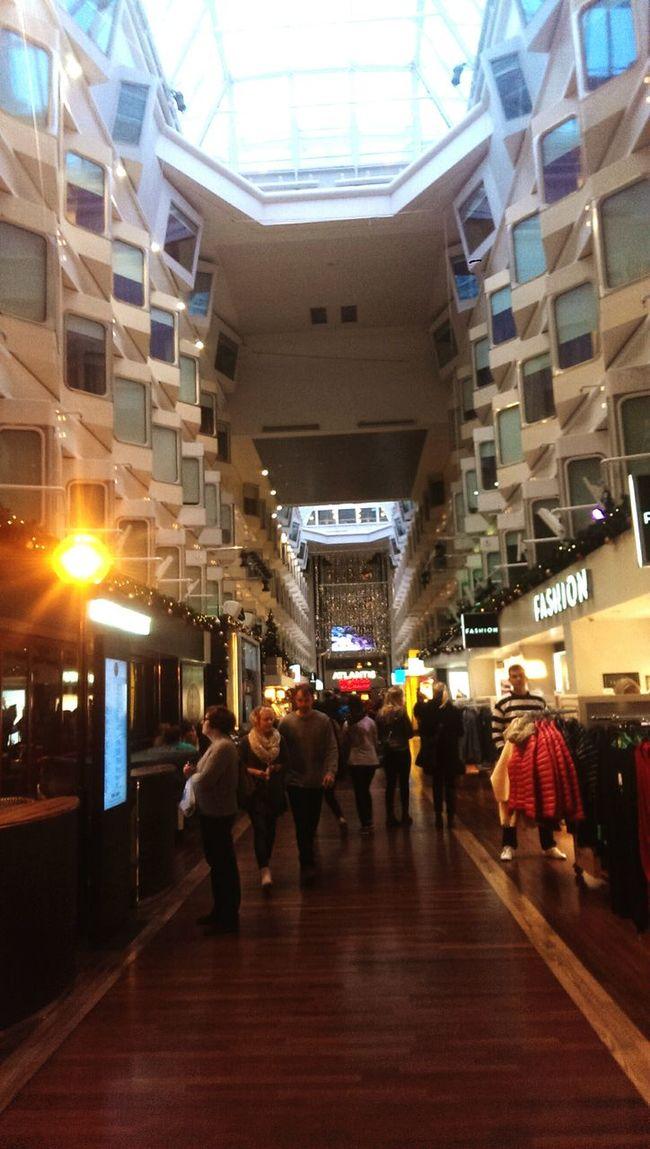 Cruising Cruise Ship Tallink Sweden Sea Of åland Christmas Time Wonderful