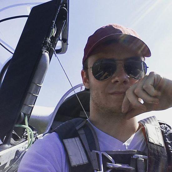 Fly Aerobatics Glider Prawie Do Porzygu Puchacz Cudownie 🚁🚁🚁✈✈✈🙈🙈🙈😥😥😥